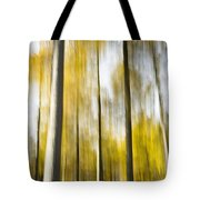 Larch In Abstract Tote Bag