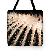 Large Cactus Ball Tote Bag