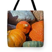 Large Edible Gourds Tote Bag