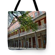 Upper Pontalba Building Photo Tote Bag