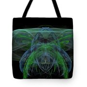 Large Jelly Fish Tote Bag