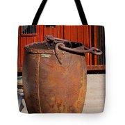 Large Mining Bucket Tote Bag