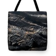 Large Scale Of Rice Terrace Tote Bag