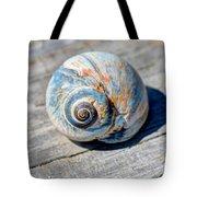 Large Snail Shell Tote Bag