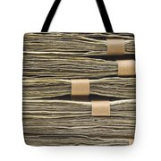 Large Stack Of American Cash Money Tote Bag