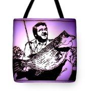 Largemouth Tote Bag