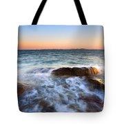 Larrabee Sunset Tote Bag