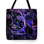 Larry And Mary Tote Bag