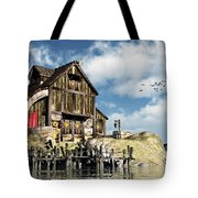 Lars Place... Tote Bag
