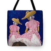 Las Charras Rosadas Tote Bag