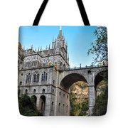 Las Lajas Sanctuary Tote Bag