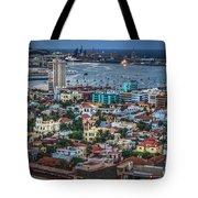 Las Palmas De Gran Canaria Spain Tote Bag