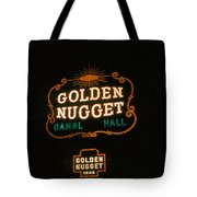 Las Vegas Light 3 Tote Bag