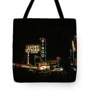 Las Vegas Lights2 Tote Bag