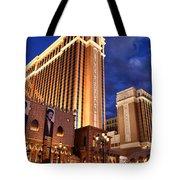 Las Vegas - Venetian Hotel Tote Bag