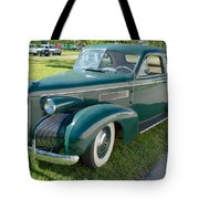 Cadillac Lasalle In Style Tote Bag