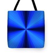 Laser Blue Light Tote Bag