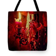 Last Candle Tote Bag