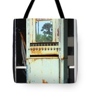 Last Cigarette Palm Springs Tote Bag