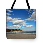 Last Days Of Warmth Tote Bag