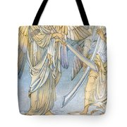 Last Judgement Tote Bag