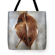 Last Of Cold  Tote Bag