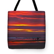 Last Of The Light Tote Bag
