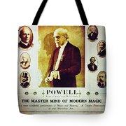 Last Of The Magicians  Tote Bag