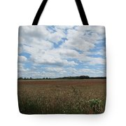Last Of The Poppies Tote Bag