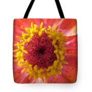 Last Orange Bloom Tote Bag