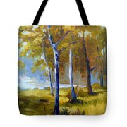 Last Rays Of Summer Tote Bag
