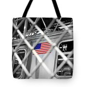 Last Stop Coney Island Tote Bag