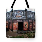 Night Gallery - Ghost Train Tote Bag