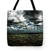 Last Winds Of Hurrican Issac  Tote Bag