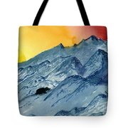 Lasting Light II Tote Bag