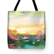 Late Afternoon 59 Tote Bag