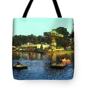 Late Afternoon At The Fair Tote Bag