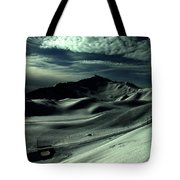 Late Afternoon In The Mountains  Tote Bag