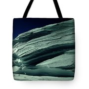 Late Day In The Mountain  Tote Bag