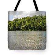 Late Evening On Lake Winfield Scott Tote Bag