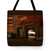 Late Evening Pick-up Tote Bag