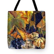 The Magic Of Autumn Tote Bag