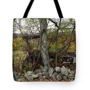 Late October Tote Bag