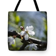Late Spring Blossom Tote Bag