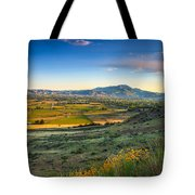 Late Spring Time View Tote Bag by Robert Bales