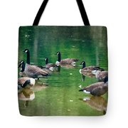 Late Summer Gathering Tote Bag