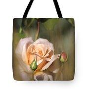 Late Summer Rose Tote Bag