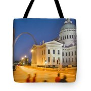 Late To The Game Tote Bag