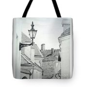Latern Tote Bag