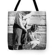 Latest In Novelty Golf Clubs Tote Bag